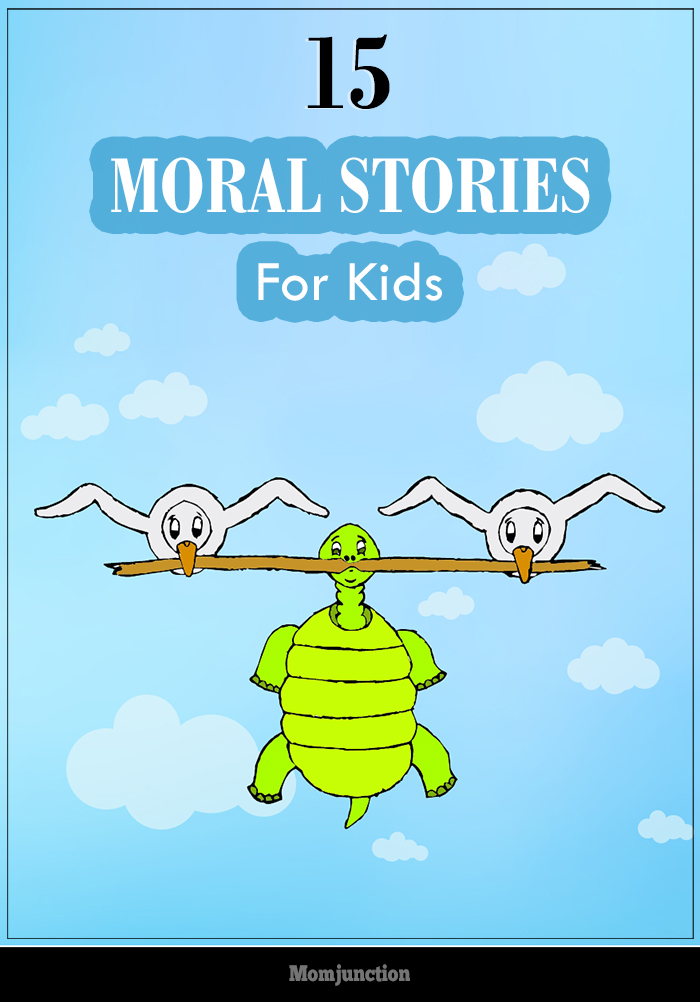 Top 15 Moral Stories For Kids To Read