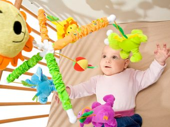 5 Wonderful Toys For One Month Old Baby