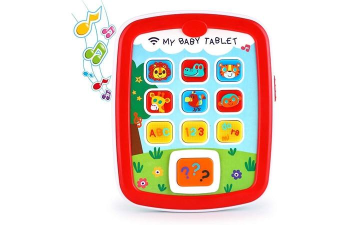 VATOS Baby Ipad with Music & Light 4101
