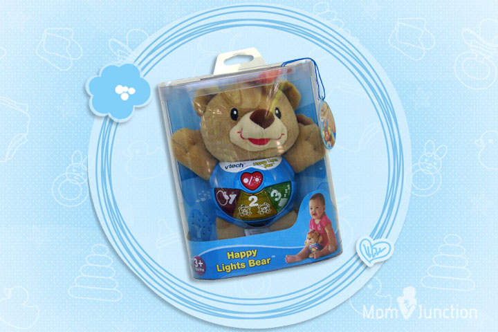 Toys For 2 Month Old - VTech Baby Happy Lights Bear