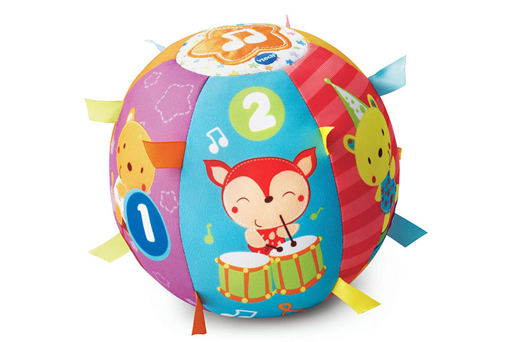 VTech Baby Lil' Critters Roll and Discover Ball