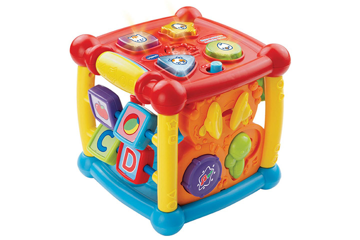 17 Best Toys For Your 9 Month Old Baby - 9-month-old-baby-toys