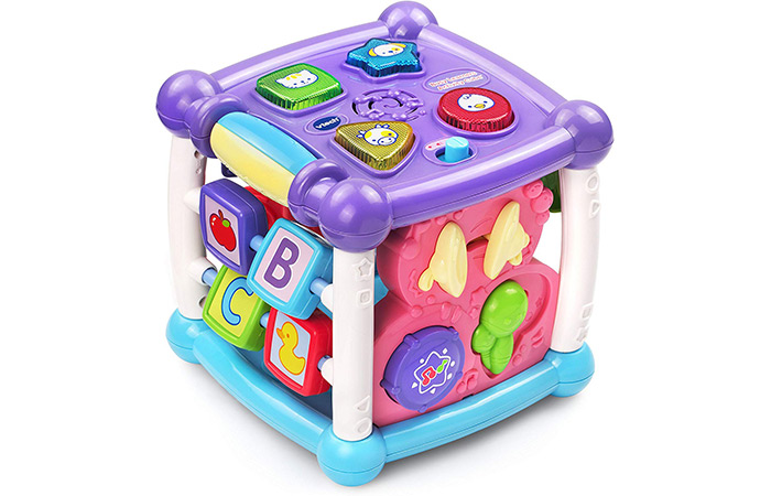 VTech Busy Learners Activity Cube 72642