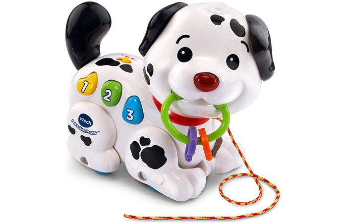 VTech Pull and Sing Puppy 61753