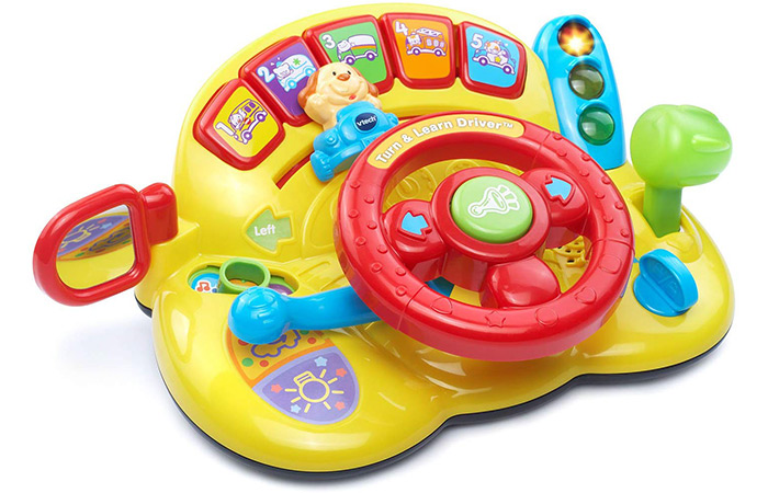 VTech Turn and Learn Driver 72051