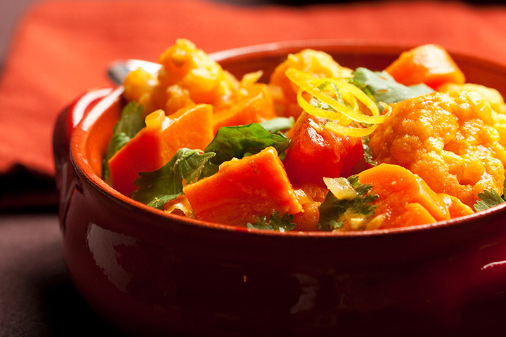 Indian Baby Food Recipes - Vegetable Curry