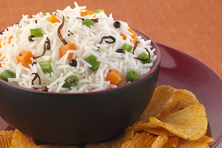 Indian Baby Food Recipes - Vegetable Pulao