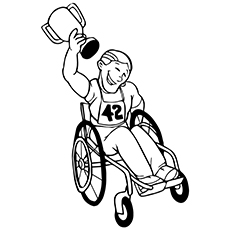 Wheel Chair Sport
