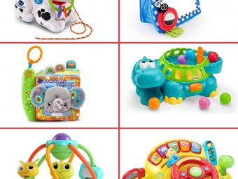 21 Best Toys For 7-Month-Old Babies In 2021
