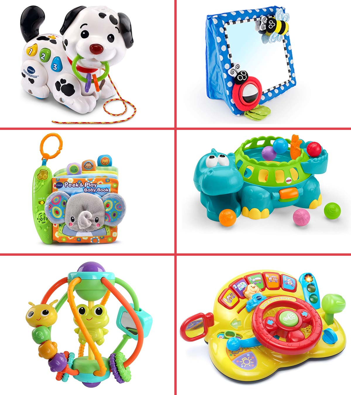 21 Best Toys For A 7 Month Old Baby In 2020