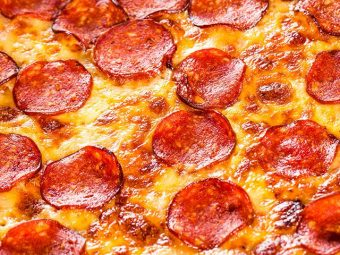 Is It Safe To Eat Pepperoni While You Are Pregnant?