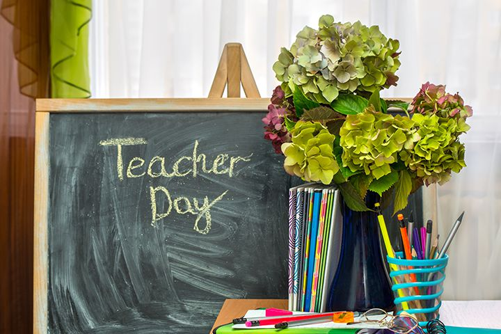 Teacher's Day Quotes, Wishes & Poems For Kids