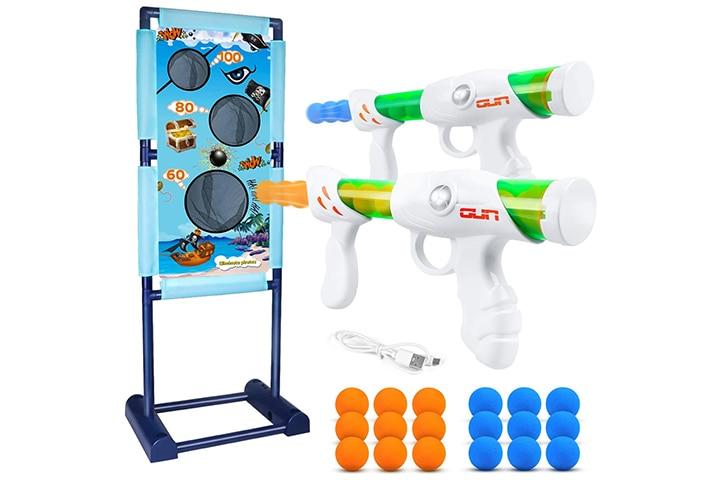 Maomeiqi Blaster Toy Set Moving Shooting Targets