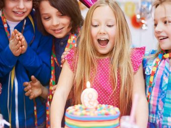 15 Delicious And Easy-To-Make Birthday Cakes For Kids