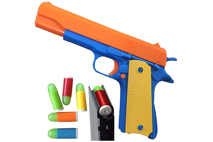 Toshi Station Mauser C96 Toy Gun