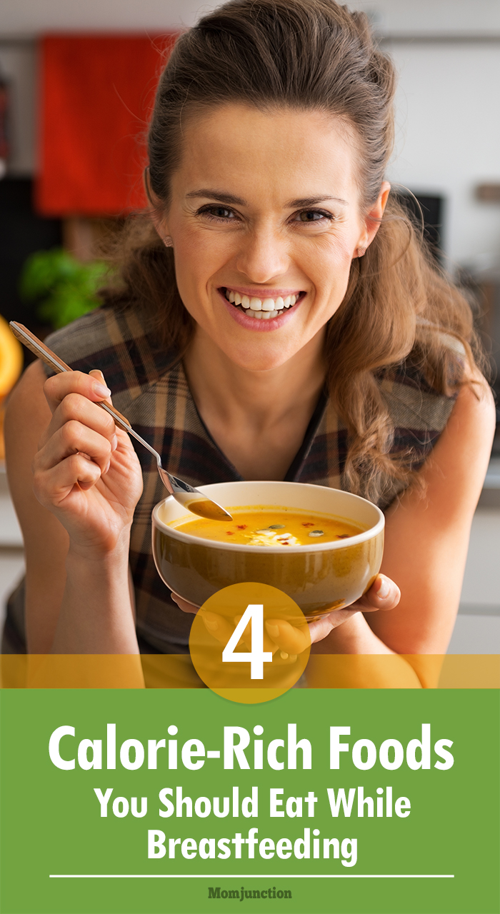 4 Calorie-Rich Foods You Should Eat While Breastfeeding-4284