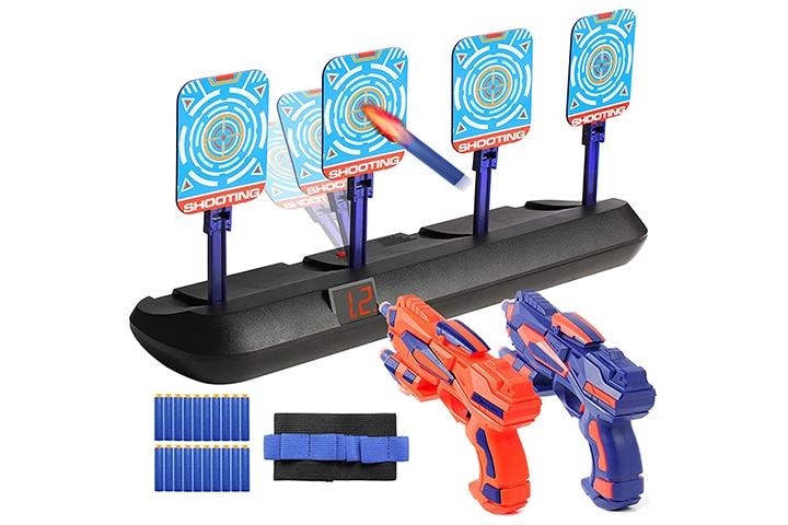 Tuptoel Kids Indoor Toy Guns Set