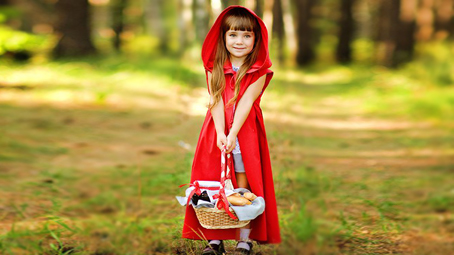A-Red-Riding-Hood
