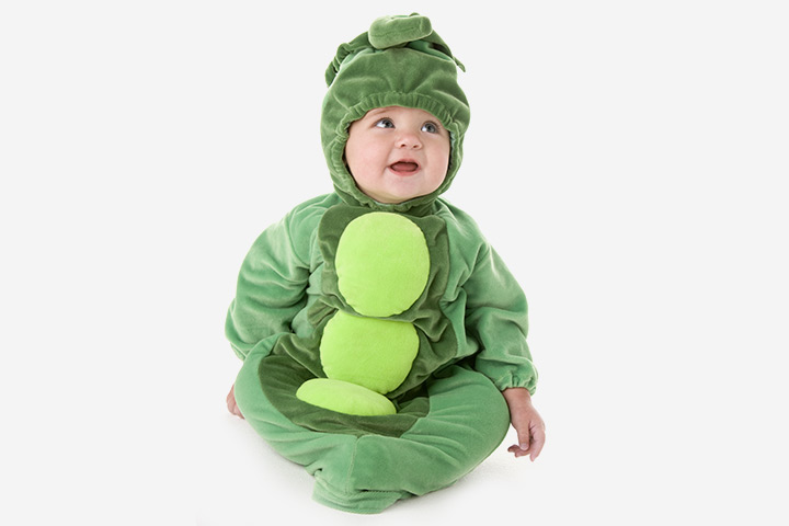 Halloween Costumes For Babies - Baby Pea Pod