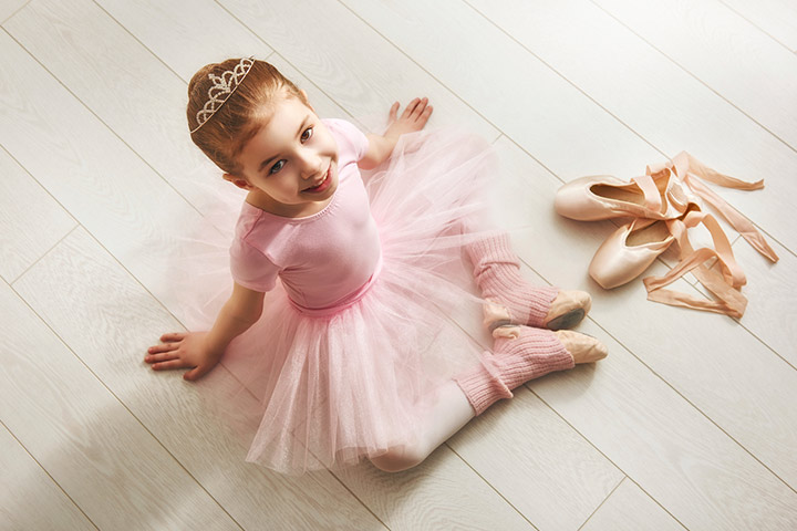 Ballerina halloween kids costumes Pictures