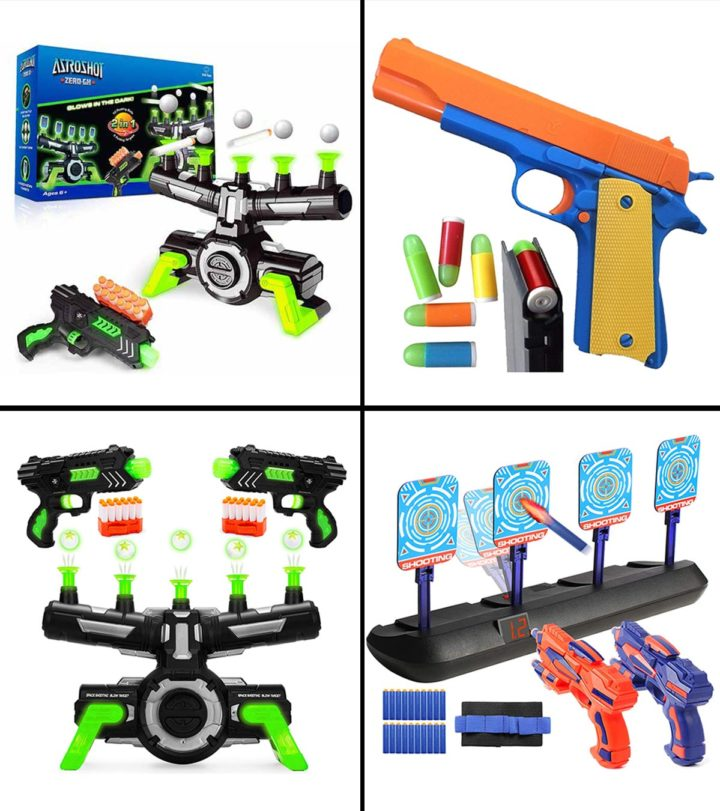 17 Best Shooting Toy Guns For Kids To Play In 2021