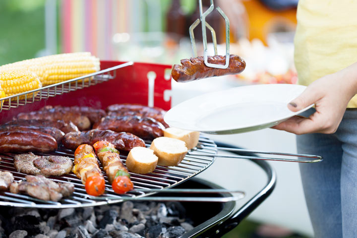 Eat Barbecue During Pregnancy