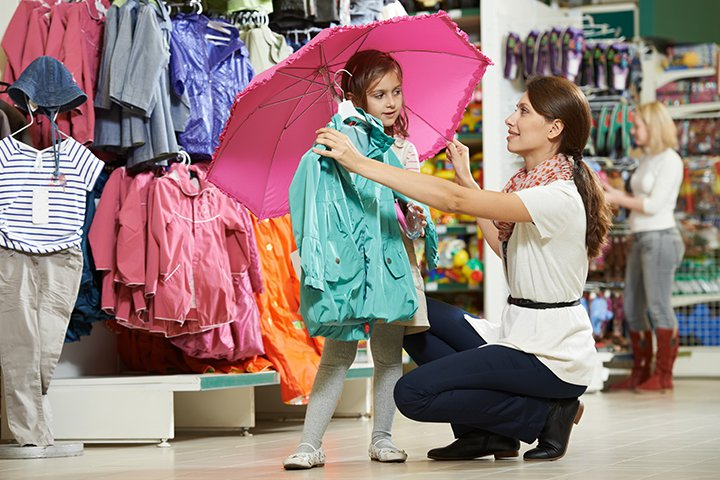 Be A Choosy Shopper For Your Child