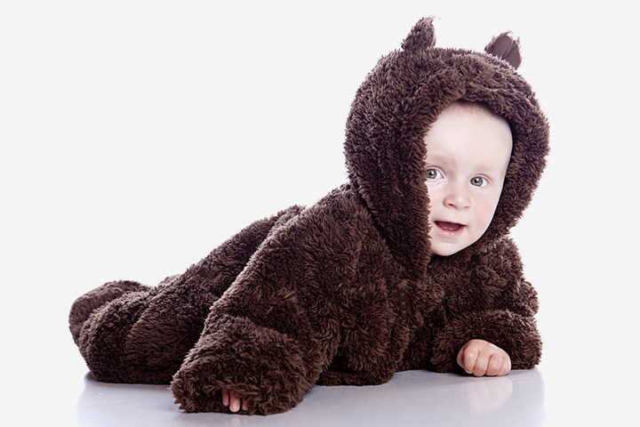 Halloween Costumes For Babies - Bear Costume