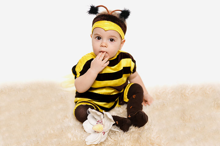 halloween costumes for toddlers bee