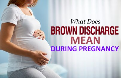 Brown Discharge During Pregnancy - Causes, Symptoms And Prevention