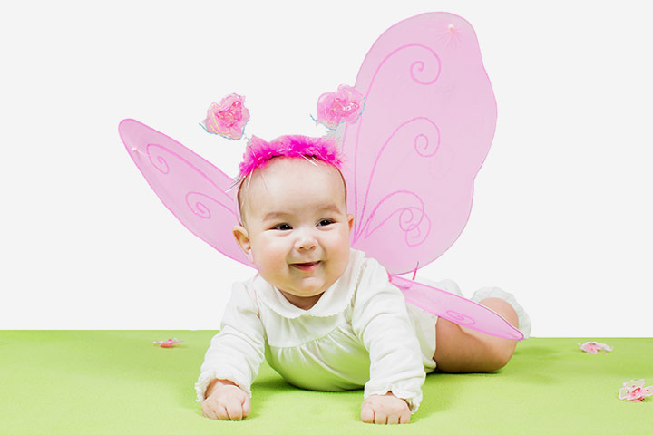 Halloween Costumes For Babies - Butterfly Costume