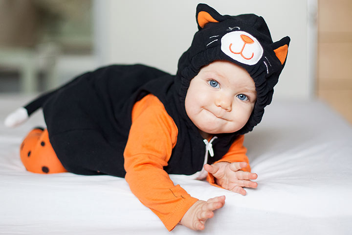 Halloween Costumes For Babies - Cat Costume