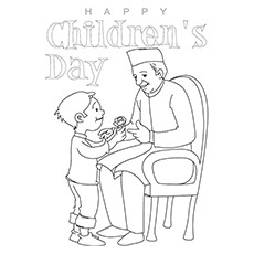 Top 10 Childrens Day Coloring Pages Your Toddler Will Love To Color