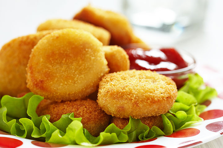 recipes to make with kids - Chicken Nuggets