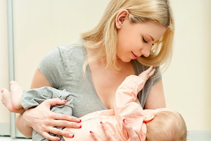 Chicken Pox While Breastfeeding
