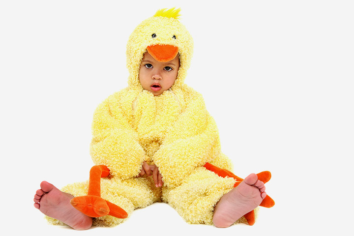 Halloween Costumes For Toddlers - Chicken