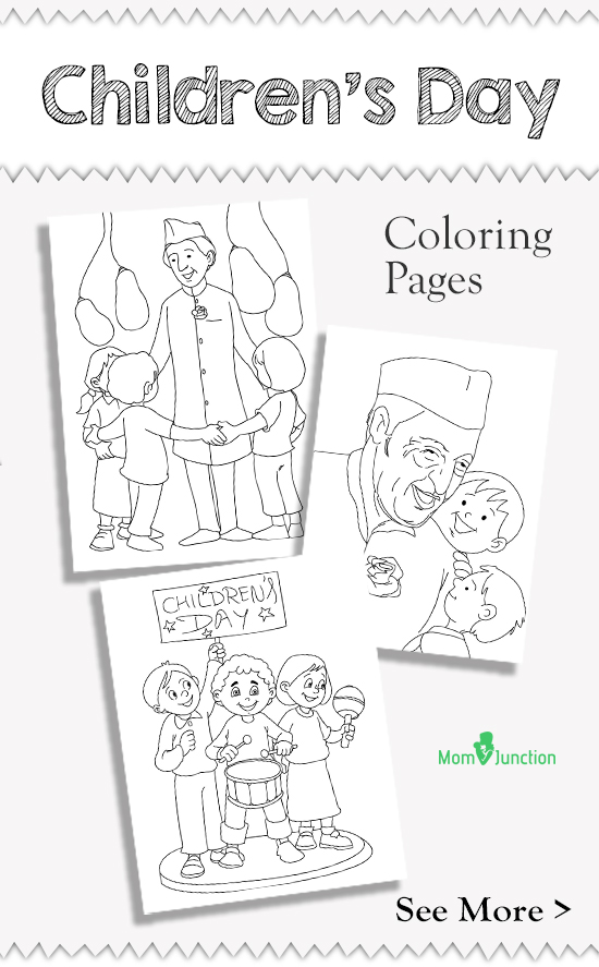 Top 10 Childrens Day Coloring Pages Your Toddler Will