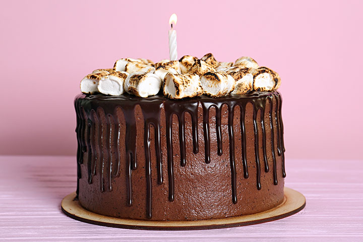 15 Delicious And Easy To Make Birthday Cakes For Kids