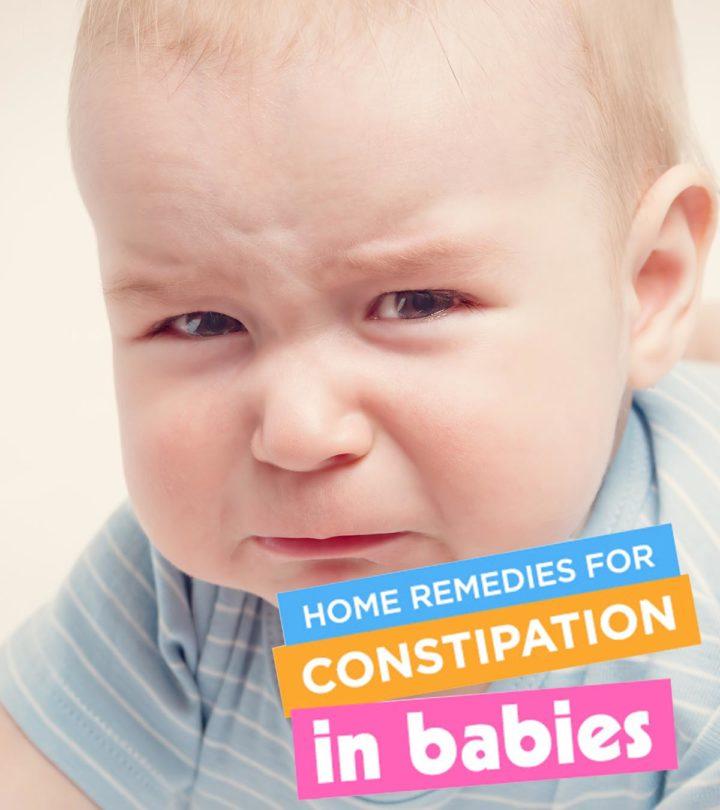 Constipation In Babies.