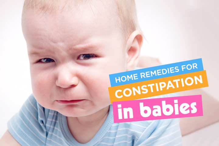 Constipation In Babies.