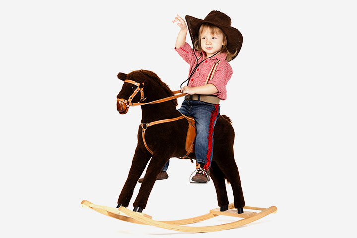 Halloween Costumes For Toddlers - Cowboy