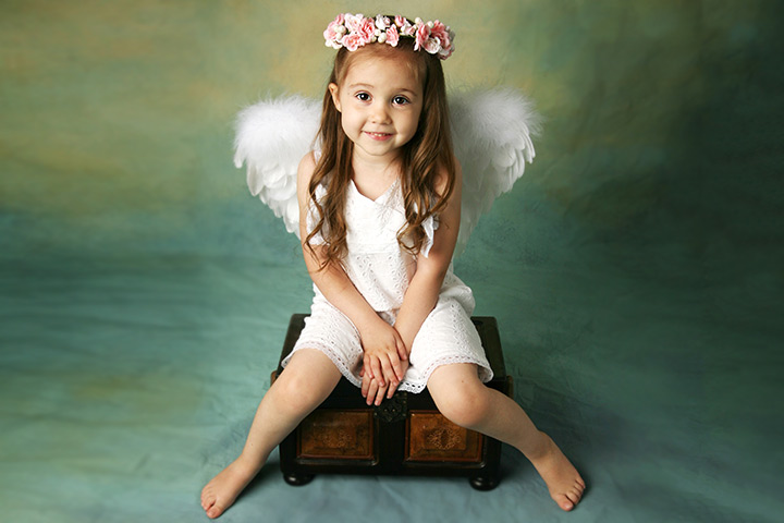 Halloween Costumes For Toddlers - Angel