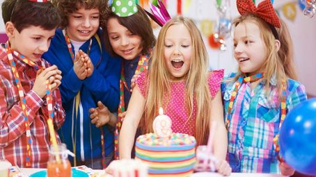 Delicious And Easy-To-Make Birthday Cakes For Kids