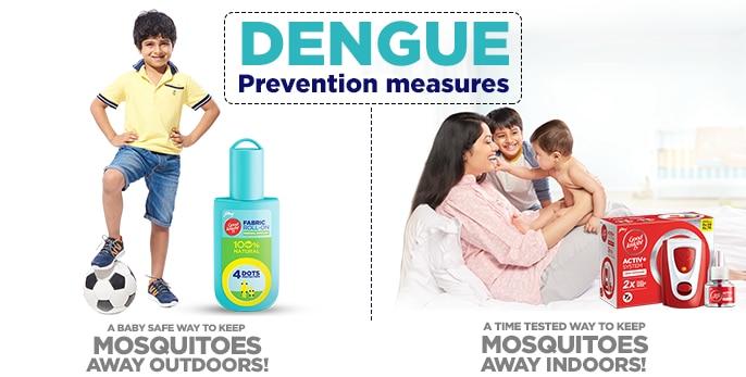 Preventing Dengue Fever In Children: