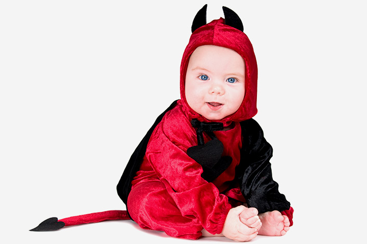 Halloween Costumes For Toddlers - Devil