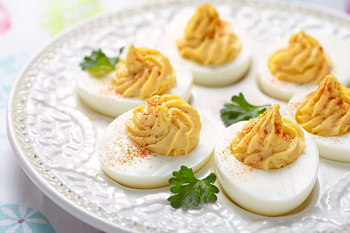 Delicious Deviled Eggs Recipes for Baby Shower Function