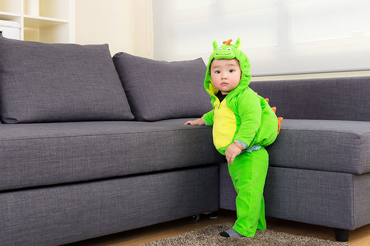 Halloween Costumes For Toddlers - Dinosaur