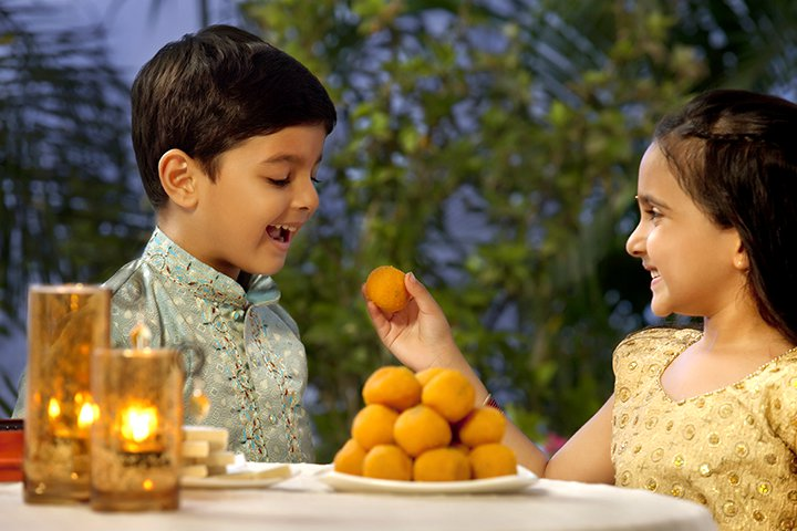 Diwali Sweets Recipes For Children