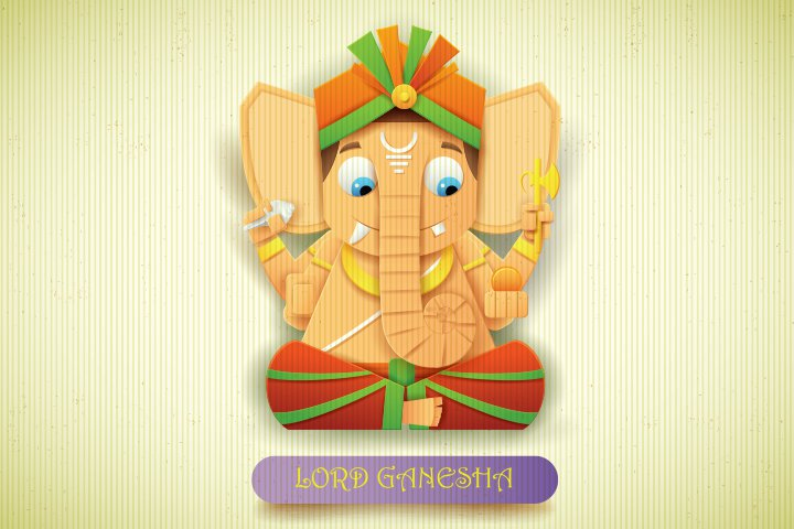 Dressing Ideas As Ganesha Pictures