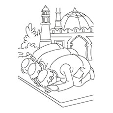 ramadan coloring pages...